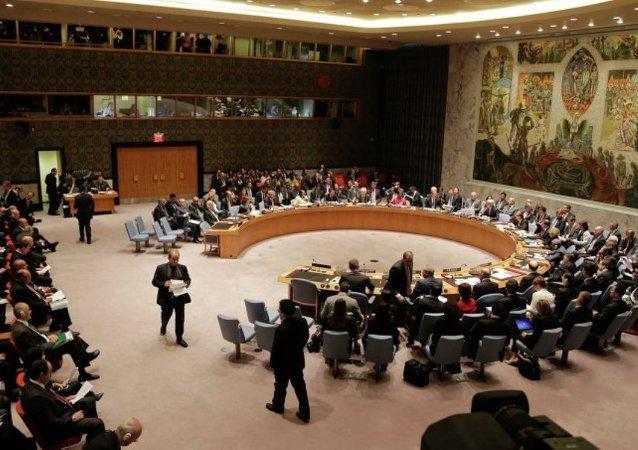 媒體:美國第三次否決聯合國安理會關於巴以衝突的聲明