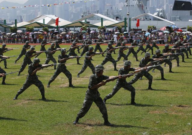 中國人民解放軍駐香港部隊