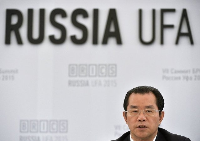 中国外交部:上合组织是对接欧亚经济联盟和丝绸之路经济带的便利平台