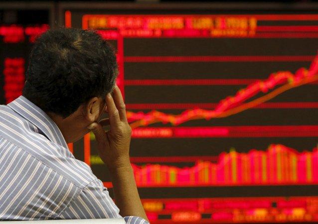 媒体:全球富豪一周损失1940亿美元