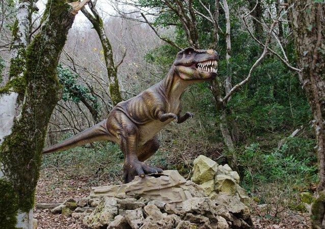 科學家模擬導致恐龍滅絕的大海嘯