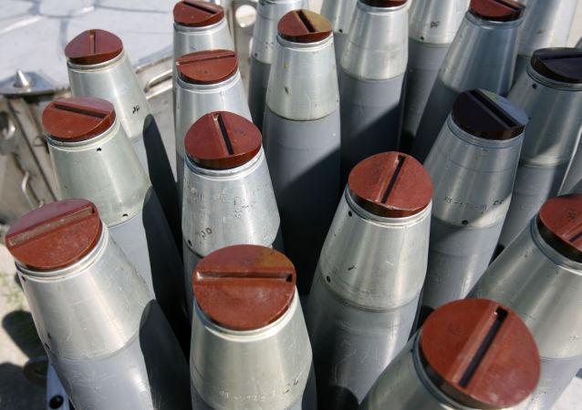 俄羅斯已銷毀98.9%的化武庫存