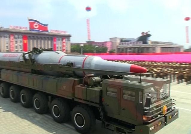 朝鮮正建造兩艘可搭載彈道導彈的潛艇