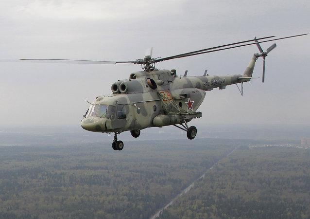 俄米爾直升機工廠代表:美國專家承認俄羅斯直升機的優越性