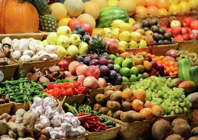 俄滨海边疆区禁止从中国运进22吨水果蔬菜