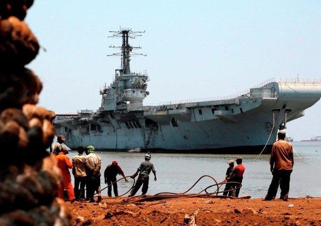 印度有必要再建一艘航母嗎?