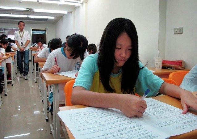 媒体:台湾37名学生染疫 全台各级学校停止到校上课