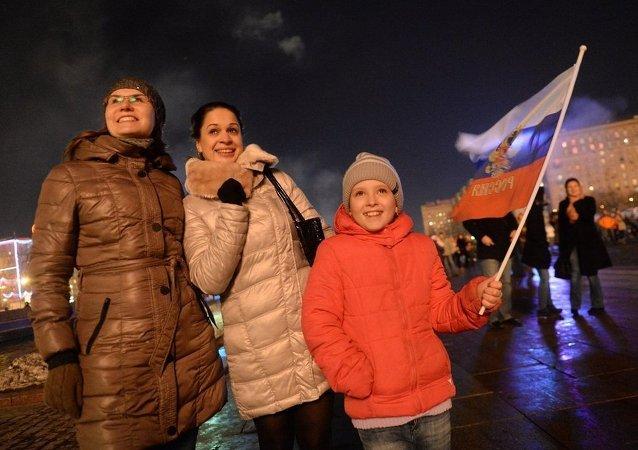 大部分俄居民对苏联在二战中的胜利及太空领域的成就感到自豪