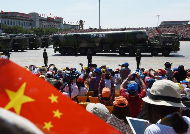 俄罗斯专家:中国是否会更加频繁地举行举行阅兵式?