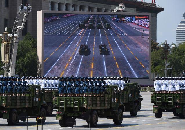 俄專家:中國解放軍裁軍是邁向高科技軍隊的一步
