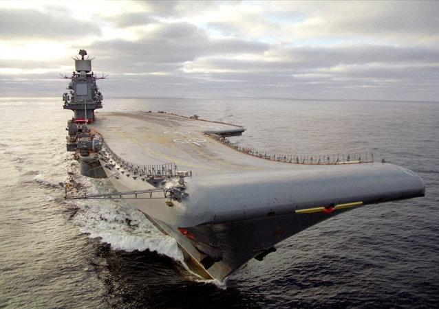 消息人士:俄海军唯一的航母进坞推迟一年