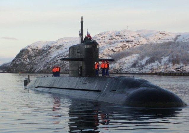 俄聯合造船集團:喀山號潛艇已準備移交海軍