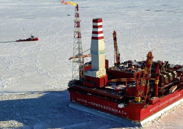专家:制裁影响俄开发北极陆架 但其他国家同样不成功