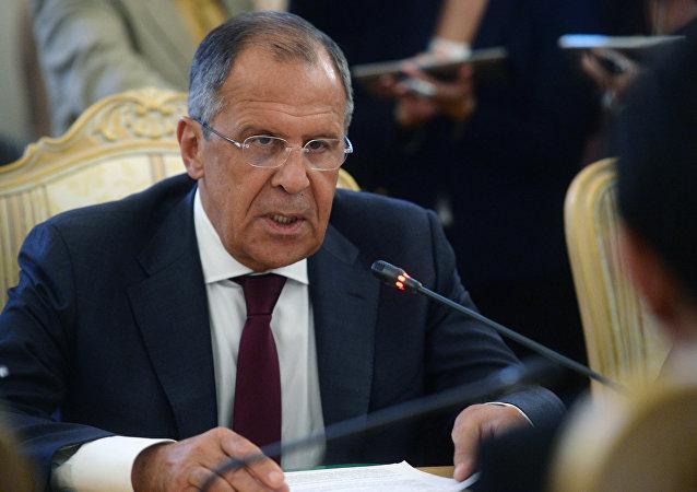 俄外長:反恐需要波斯灣各國和外界團結一致