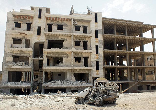 伊拉克空軍摧毀2座「伊斯蘭國」在敘建築