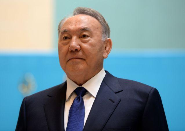 """哈萨克斯坦总统:""""大欧亚共同体""""将汇集欧盟和欧亚经济联盟"""