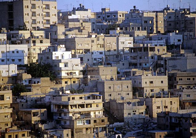 皇家约旦航空的一架航班在约旦首都迫降