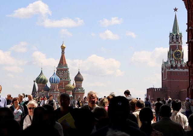 亞洲遊客對俄羅斯趨之若鶩