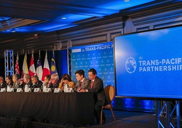 美官員:美退出TPP不會改變其對這一地區負有的責任