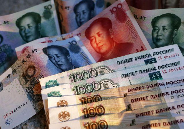 俄石油总裁:俄中应积极发展银行间的合作