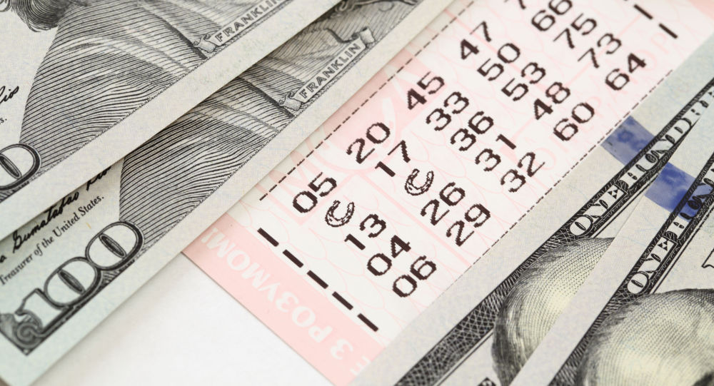 美國拍賣出帶有每月支付及「適用日期」的彩票