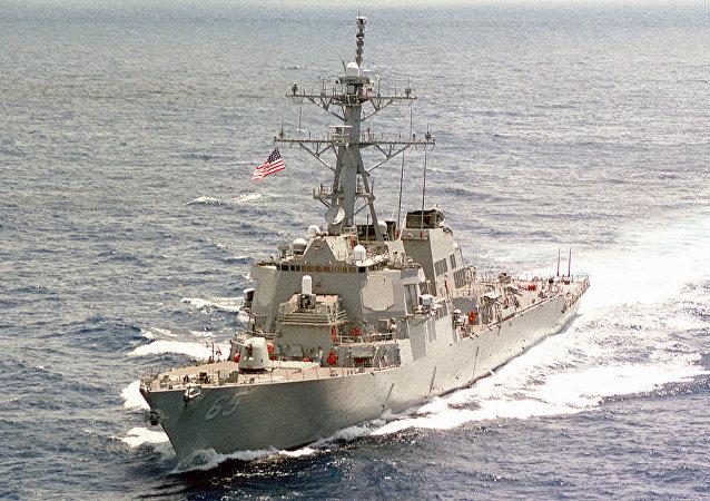 本福尔德号驱逐舰