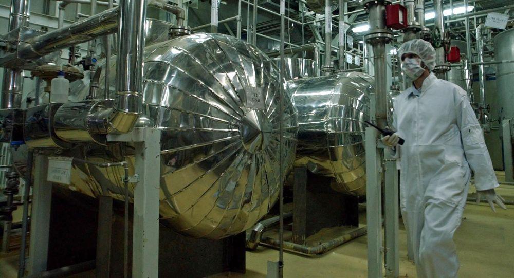 伊朗威脅若西方違反核協議 將建造濃縮鈾廠