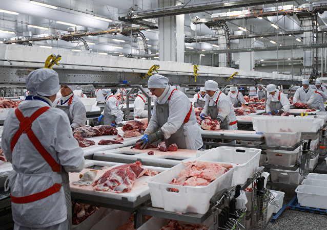 俄动植物检疫局:中越两国是俄肉类产品销售的优先市场