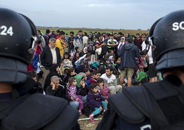 中歐國家或為保衛歐盟邊境組建軍民團隊