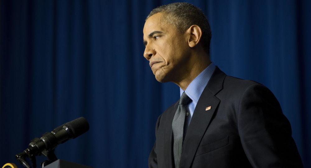 奧巴馬在五角大樓悼念9·11遇難者