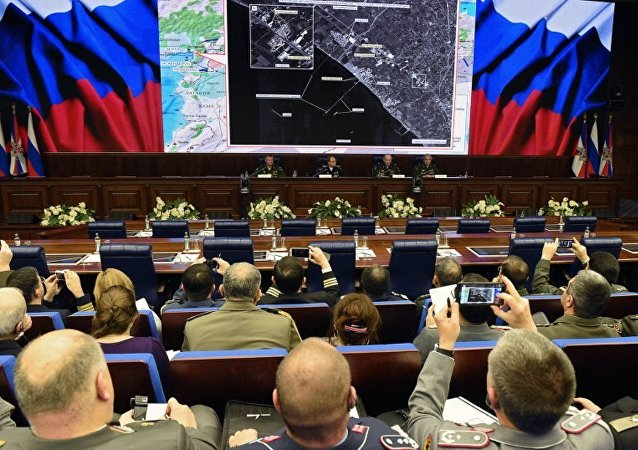 俄羅斯武裝力量總參謀部