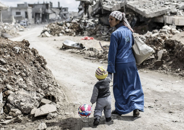 聯合國:在伊斯蘭國組織撤退後,在伊拉克北部找到16個大規模墓葬地