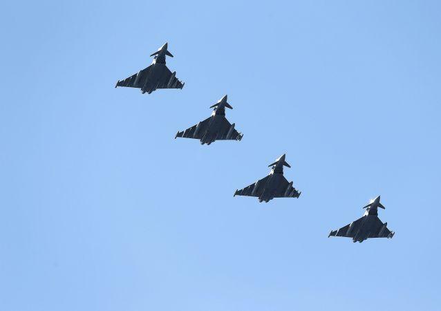 「颱風」戰機