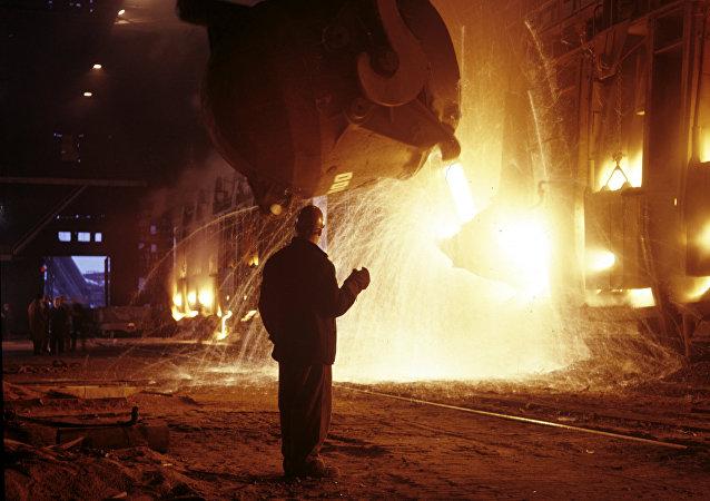 克宮:普京知道俄羅斯冶金行業獲得額外利潤的情況