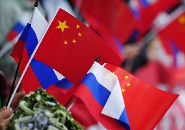 俄罗斯首次参加中国投恰会