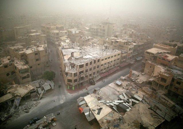 俄美約下周將在安曼就敘衝突降級區問題舉行會談