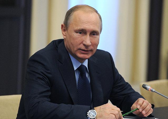 普京下令在一系列沿海城市成立反恐行动指挥部