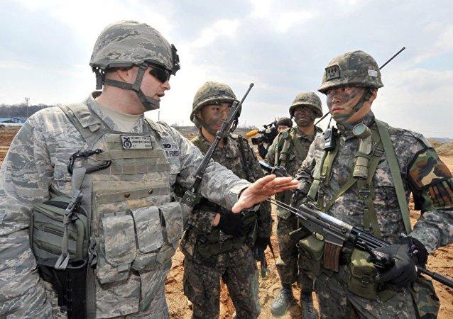 美國不會削減駐韓美軍的人數