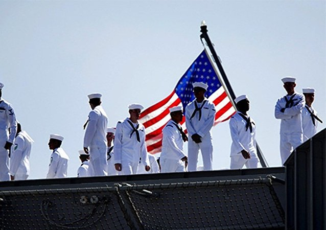 五角大楼称四分之一美国海军人员肥胖