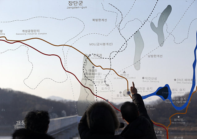 韓國總統助理:朝鮮問題六方會談或有助於構建半島和平