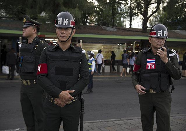 泰国:贪污金额过高的官员将面临死刑