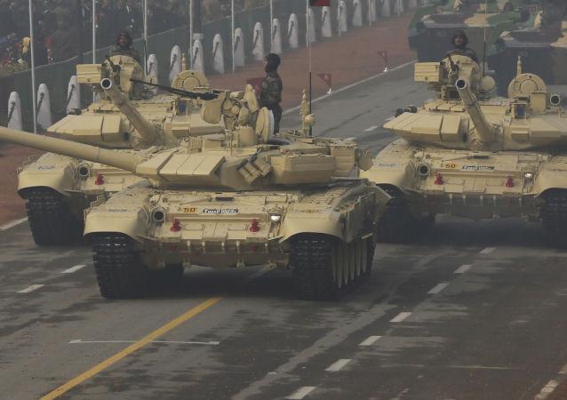 印度外交部称一贯实行独立的军购政策