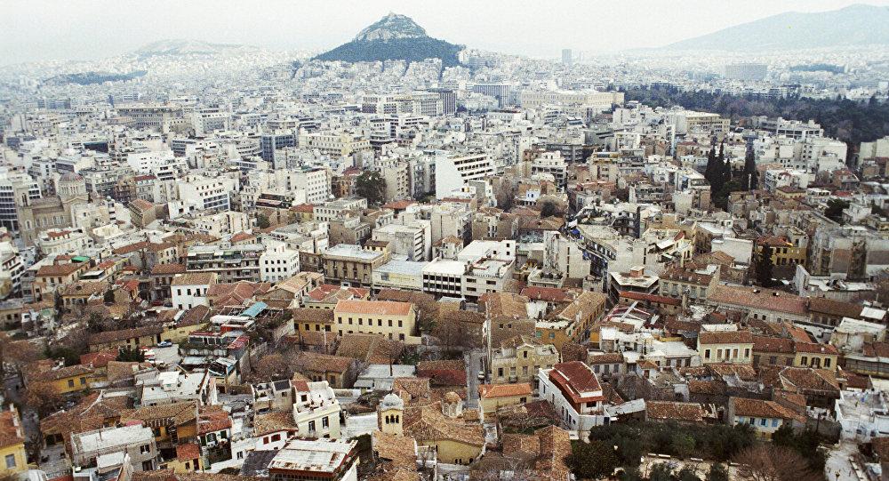 希臘首都雅典