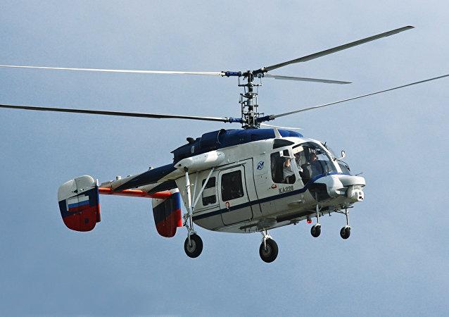 俄罗斯和印度开始落实联合生产卡-226T直升机项目