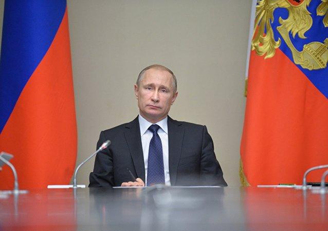 意大利專家認為普京是2015世界最具影響力政治家
