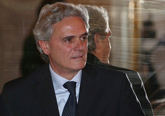 意大利駐俄大使稱制裁不是不對俄投資的藉口