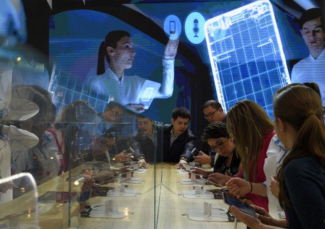 綠色和平組織:半數中國人希望減少購買智能手機