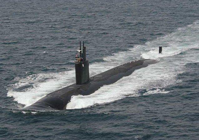 中国国防部:坚决反对美英澳以任何形式开展核潜艇合作