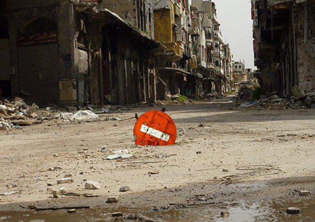 俄美在经常性接触中分析破坏叙利亚停火的情况
