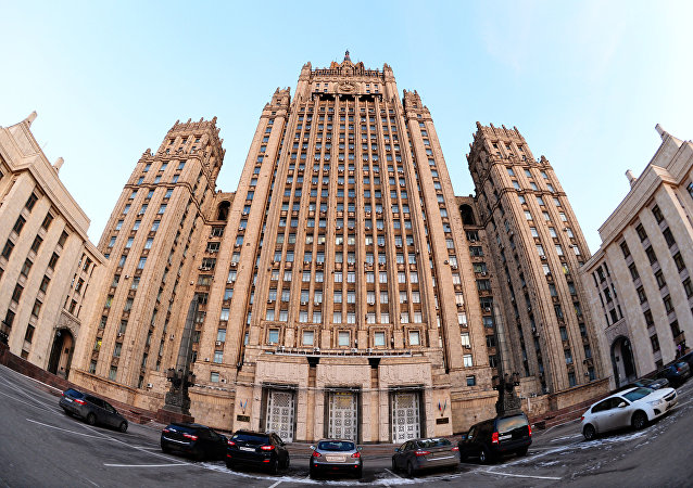 俄罗斯外交部: 美国对俄制裁与其关于优先进行反恐斗争的言论背道而驰